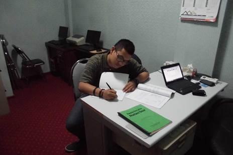Accounting Private, Mahasiswa UIN Jakarta