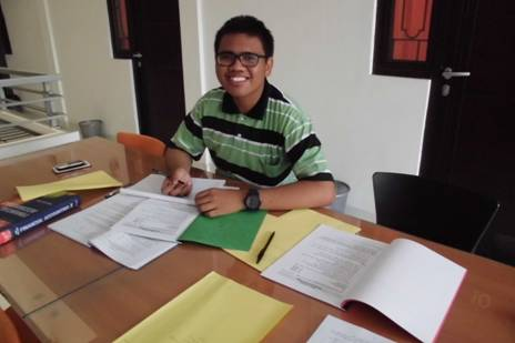 Accounting Private, Mahasiswa STAN dari BintaroPeserta