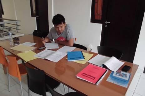 Accounting Private, Peserta dari Pasar Minggu - Jakarta