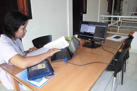 MYOB Private Training, Peserta dari Serpong, Tangerang Selatan