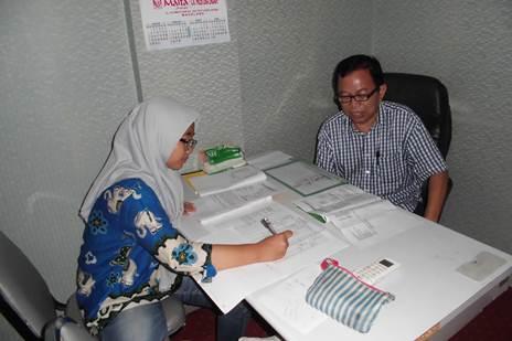 Accounting Private, (Sandra) Peserta dari Jombang - Bintaro