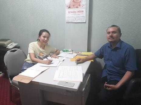 Accounting Private, Sdri Jean, Peserta dari Blok M - Jakarta Selatan